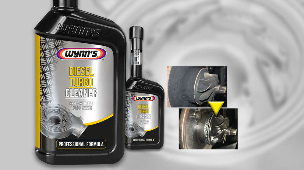 Wynns turbo Cleaner Aditiv za čišćenje turbo punjača