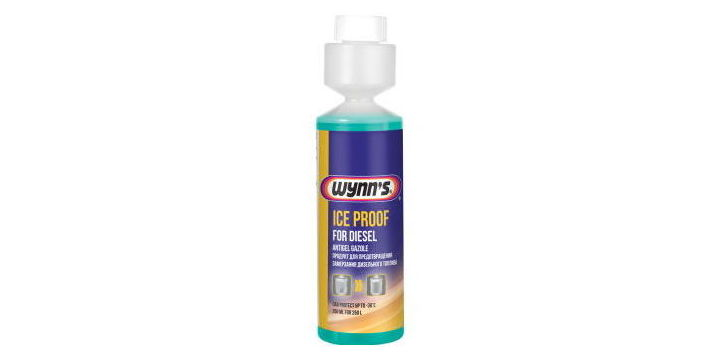 Wynns Ice Proof for Diesel - aditiv protiv smrzavanja dizela