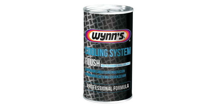 Wynns Cooling System Flush - W45944